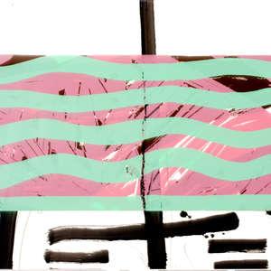Image 101 - Half Paper 1997/2003,  monoprint, acrylic silkscreened on BFK Rives paper, 61 x 107 cm., JP Sergent