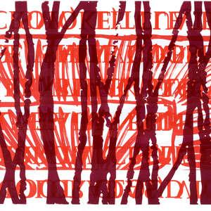 Image 35 - Half Paper 1997/2003,  monoprint, acrylic silkscreened on BFK Rives paper, 61 x 107 cm., JP Sergent