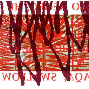 Image 9 - Half Paper 1997/2003,  monoprint, acrylic silkscreened on BFK Rives paper, 61 x 107 cm., JP Sergent