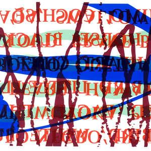 Image 33 - Half Paper 1997/2003,  monoprint, acrylic silkscreened on BFK Rives paper, 61 x 107 cm., JP Sergent