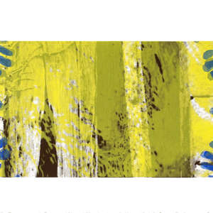 Image 78 - Half Paper 1997/2003,  monoprint, acrylic silkscreened on BFK Rives paper, 61 x 107 cm., JP Sergent