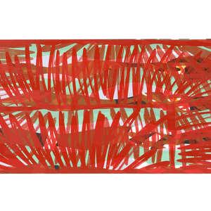 Image 94 - Half Paper 1997/2003,  monoprint, acrylic silkscreened on BFK Rives paper, 61 x 107 cm., JP Sergent
