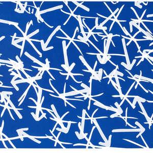 Image 3 - Half Paper 1997/2003,  monoprint, acrylic silkscreened on BFK Rives paper, 61 x 107 cm., JP Sergent