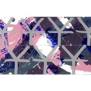 Image 70 - Half Paper 1997/2003,  monoprint, acrylic silkscreened on BFK Rives paper, 61 x 107 cm., JP Sergent