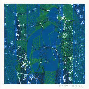 Image 158 - Small Paper-Shakti-Yoni-2019-BFK, JP Sergent