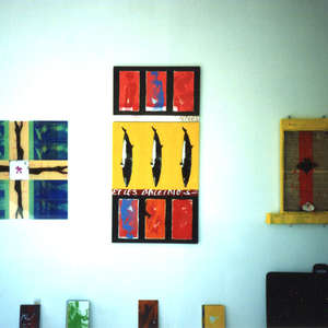 Image 20 - Paintings-Sculptures, NY, 93, JP Sergent
