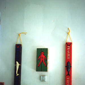 Image 25 - Paintings-Sculptures, NY, 93, JP Sergent