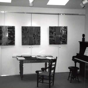 Image 157 - Paintings in Montreal, 1991-1993, JP Sergent