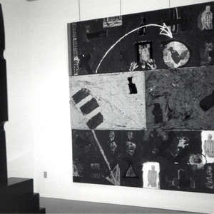 Image 155 - Paintings in Montreal, 1991-1993, JP Sergent