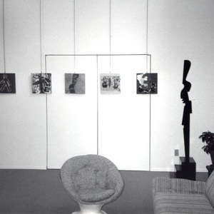 Image 156 - Paintings in Montreal, 1991-1993, JP Sergent
