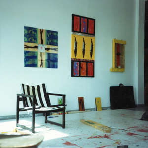 Image 21 - Paintings-Sculptures, NY, 93, JP Sergent