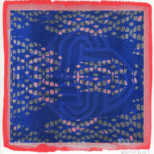 Image 54 - Small Paper-Shakti-Yoni-2019-BFK, JP Sergent