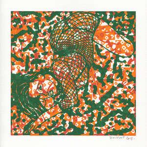 Image 480 - Small Paper-Shakti-Yoni-2018-White-BFK-Rives, JP Sergent