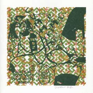 Image 476 - Small Paper-Shakti-Yoni-2018-White-BFK-Rives, JP Sergent