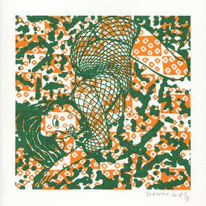 Image 396 - Small Paper-Shakti-Yoni-2018-White-BFK-Rives, JP Sergent