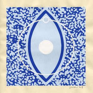 Image 301 - Small Paper-Shakti-Yoni-2018 |Yellow Wang Paper, JP Sergent