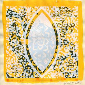 Image 249 - Small Paper-Shakti-Yoni-2018 |Yellow Wang Paper, JP Sergent