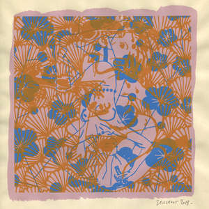 Image 253 - Small Paper-Shakti-Yoni-2018 |Yellow Wang Paper, JP Sergent