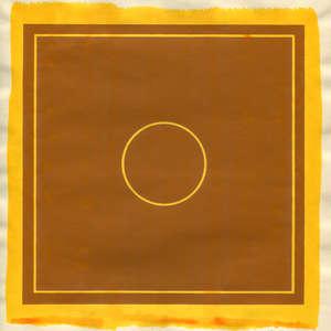 Image 169 - Small Paper-Shakti-Yoni-2018 |Yellow Wang Paper, JP Sergent