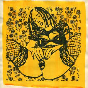 Image 166 - Small Paper-Shakti-Yoni-2018 |Yellow Wang Paper, JP Sergent