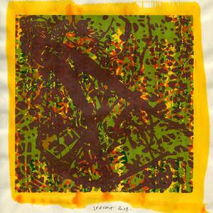 Image 218 - Small Paper-Shakti-Yoni-2018 |Yellow Wang Paper, JP Sergent