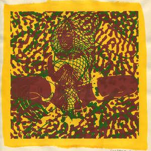 Image 149 - Small Paper-Shakti-Yoni-2018 |Yellow Wang Paper, JP Sergent