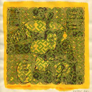 Image 157 - Small Paper-Shakti-Yoni-2018 |Yellow Wang Paper, JP Sergent