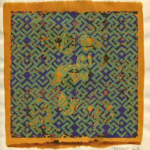 Image 143 - Small Paper-Shakti-Yoni-2018 |Yellow Wang Paper, JP Sergent