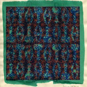 Image 118 - Small Paper-Shakti-Yoni-2018 |Yellow Wang Paper, JP Sergent