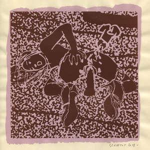 Image 49 - Small Paper-Shakti-Yoni-2018 |Yellow Wang Paper, JP Sergent