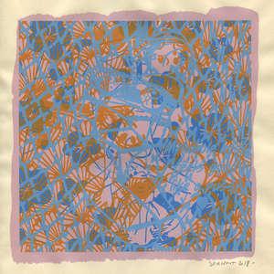 Image 13 - Small Paper-Shakti-Yoni-2018 |Yellow Wang Paper, JP Sergent