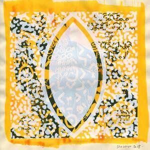 Image 15 - Small Paper-Shakti-Yoni-2018 |Yellow Wang Paper, JP Sergent