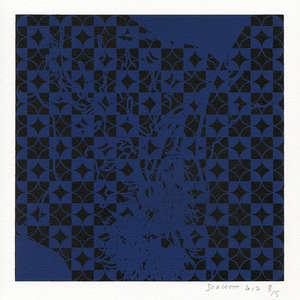 Image 163 - Small Paper-Shakti-Yoni-2018-White-BFK-Rives, JP Sergent