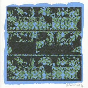 Image 377 - Small Paper-Shakti-Yoni-2018-White-BFK-Rives, JP Sergent