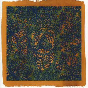 Image 354 - Small Paper-Shakti-Yoni-2018-White-BFK-Rives, JP Sergent