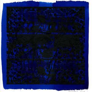 Image 98 - Small Paper-Shakti-Yoni-2018-White-BFK-Rives, JP Sergent
