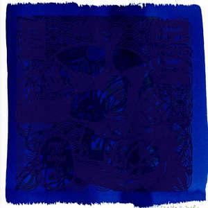 Image 31 - Small Paper-Shakti-Yoni-2018-White-BFK-Rives, JP Sergent