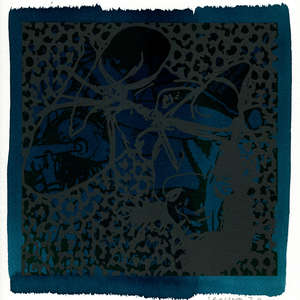 Image 80 - Small Paper-Shakti-Yoni-2018-White-BFK-Rives, JP Sergent