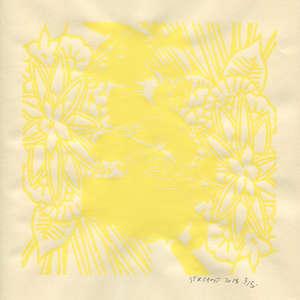 Image 368 - Small Paper-Shakti-Yoni-2018 |Yellow Wang Paper, JP Sergent