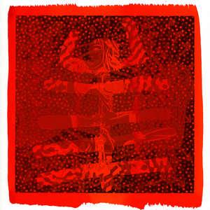 Image 8 - Small Paper-Shakti-Yoni-2018-White-BFK-Rives, JP Sergent