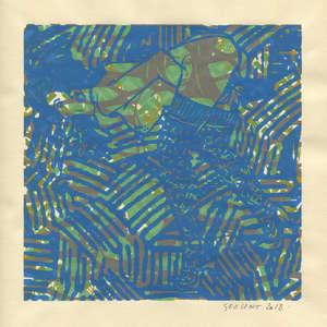 Image 348 - Small Paper-Shakti-Yoni-2018 |Yellow Wang Paper, JP Sergent