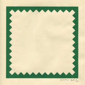 Image 343 - Small Paper-Shakti-Yoni-2018 |Yellow Wang Paper, JP Sergent