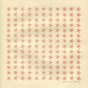 Image 334 - Small Paper-Shakti-Yoni-2018 |Yellow Wang Paper, JP Sergent