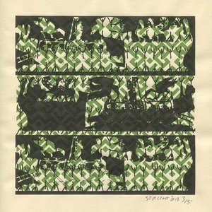 Image 340 - Small Paper-Shakti-Yoni-2018 |Yellow Wang Paper, JP Sergent