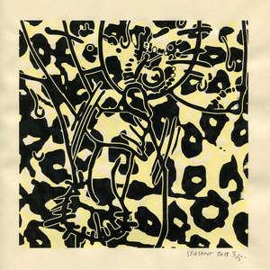 Image 389 - Small Paper-Shakti-Yoni-2018 |Yellow Wang Paper, JP Sergent