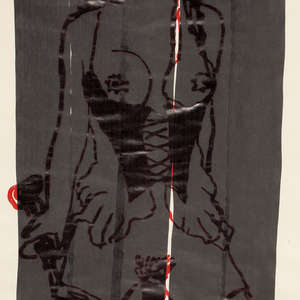Image 113 - Bones & Flowers: The Metamorphosis of Life (images), 2015-2016, JP Sergent