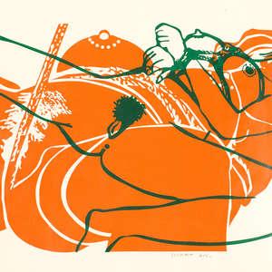 Image 20 - Bones, Flowers & Ropes-papier 80g (images), 2016, JP Sergent