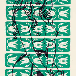 Image 2 - Bones, Flowers & Ropes-papier 80g (images), 2016, JP Sergent
