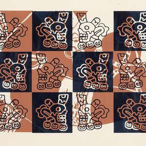 Image 60 - Bones, Flowers & Ropes-papier 80g (images), 2016, JP Sergent