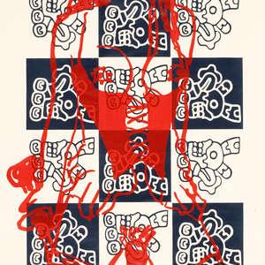 Image 10 - Bones, Flowers & Ropes-papier 80g (images), 2016, JP Sergent